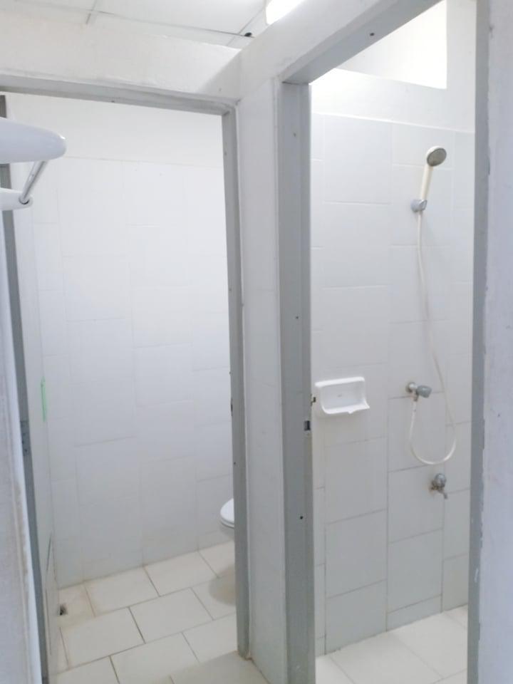 ห้องอาบน้ำ - ห้องสุขา ในตัว