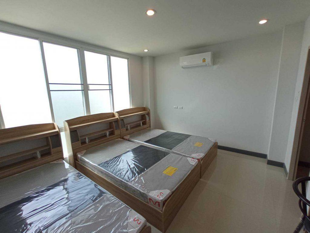 ห้องพักปรับอากาศ
